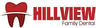 Hillview Family Dental Logo